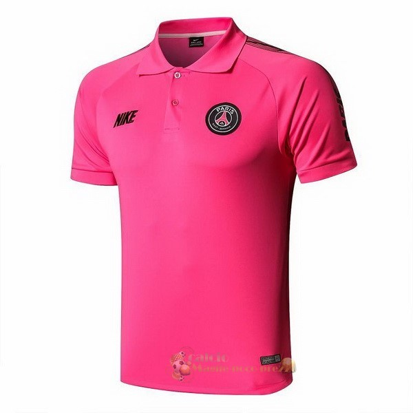 Repliche Maglie Da Calcio Polo Paris Saint Germain 2019 2020 Rosa